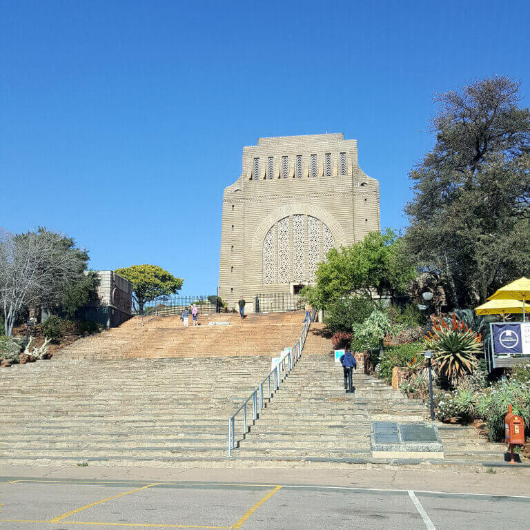 Monument_Built_By_Voortrekkers_Pretoria_TASA_Tours